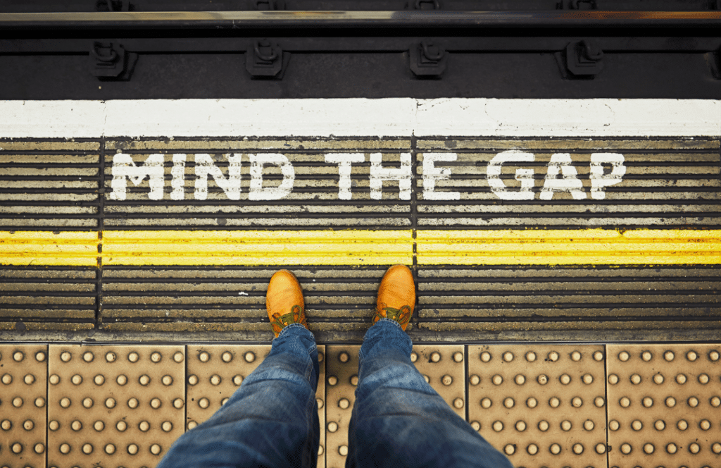 Mind the gap - ETS